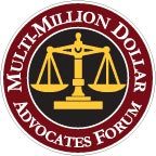 Multi-million Dollar Advocates logo